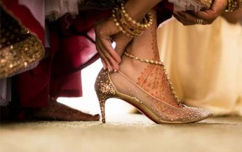 Traditional Marriage Shoes